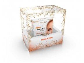 Nafigate Vánoční balení Nano Eye Lift (3 páry + 1 zdarma)