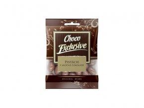 Pistácie v mléčné čokoládě