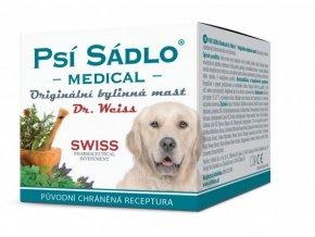 Simply You Psí sádlo Medical Dr. Weiss - originální bylinná mast 75 ml
