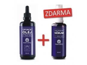Opuncie+hyaluronove serum ZDARMA