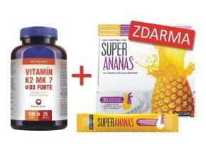VitaminK2MK7+Super Ananas ZDARMA