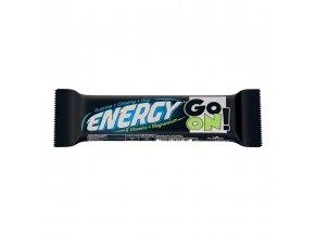 Vieste GO ON! Energetická tyčinka s kofeinem a hořčíkem 50 g