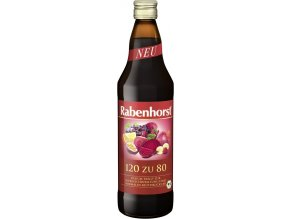 Rabenhorst BIO Krevní tlak 120 na 80 750 ml