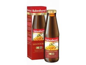 Rabenhorst Rakytník C-500 plus slazený 750 ml