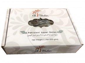 Datle Aseel s peckou 500 g