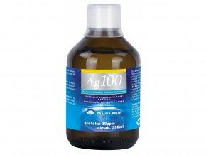 Pharma Activ Koloidní stříbro Ag100 (20 ppm)