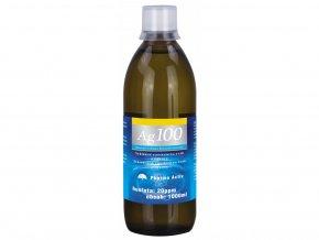 Pharma Activ Koloidní stříbro Ag100 (20 ppm) 1000 ml