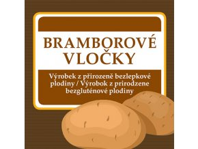 Adveni Bramborové vločky 250 g