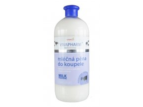 Vivaco VIVAPHARM Kozí mléčná pěna do koupele 1000 ml