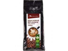 ZdravýDen®  BIO Káva zrnková pražená 1000g