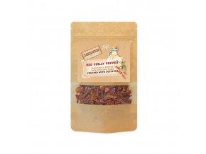 Fitto Chilli červená paprika 80 g