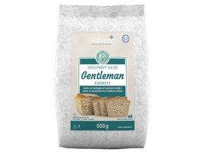 bezlepkovy chleb gentleman kvaskovy