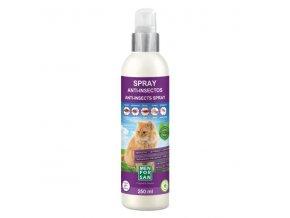 Menforsan Antiparazitní sprej pro kočky proti blechám a klíšťatům s extraktem z margosy 250 ml