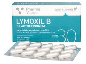 Lymoxil B s lactoferrinem 30 tob.