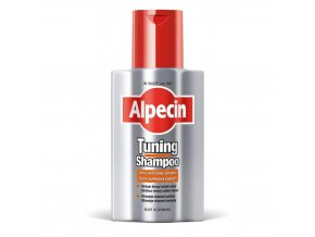 Alpecin Černý kofeinový šampon Tuning (Shampoo) 200 ml