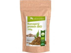 ZdravýDen® Konopný protein BIO 250g