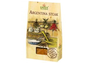 Grešík Argentina steak 30 g