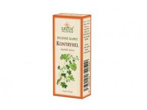 Grešík Kontryhel bylinné kapky 50 ml