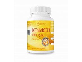 Nutricius Betakaroten EXTRA 15mg 100 tbl.