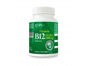 Nutricius Vitamin B12 EXTRA 1000μg 90 tbl.