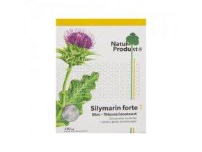 Naturprodukt Silymarin Forte 1 Slim - Tělesná hmotnost 60 tbl.