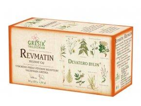 Grešík Revstop (dříve Revmatin) porcovaný n.s. 20x1,2 g Devatero bylin