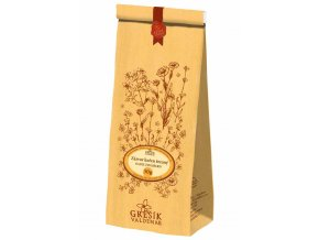 Grešík Zázvor kořen řezaný čaj sypaný 50 g Devatero bylin