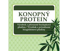 konopny protein 200g
