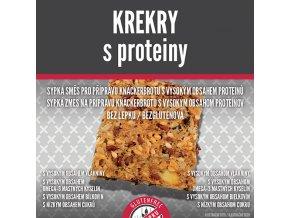 krekry proteiny