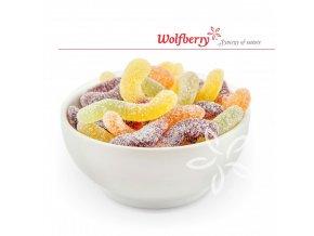 ovocne bonbony zizalky bio 500 g wolfberry....