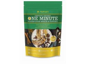 one minute snack konopne seminko skorice