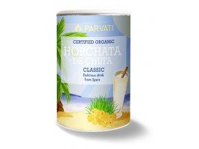 horchata classic bile pozadi