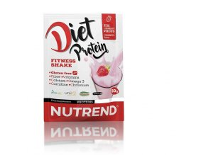 Nutrend Diet Protein Jahoda