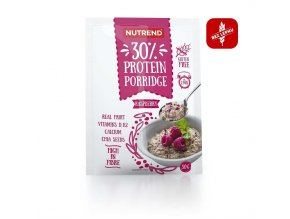 protein porridge raspberry 50g cz
