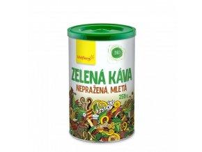zelena kava neprazena mleta bio 250 g wolfberry