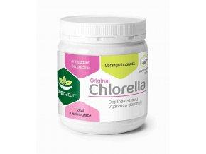 chlorella prasek