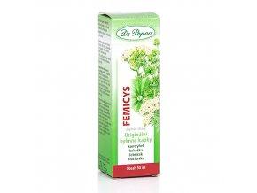 DR. POPOV Femicys bylinné kapky 50 ml