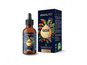 Himalyo BIO 100% Olej ze semen kustovnice čínské 30 ml