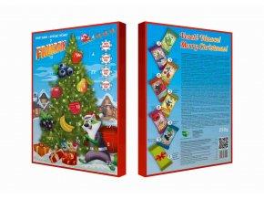 Frukvik Adventní kalendář 250 g