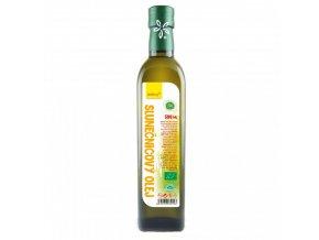 slunecnicovy olej bio 500 ml wolfberry