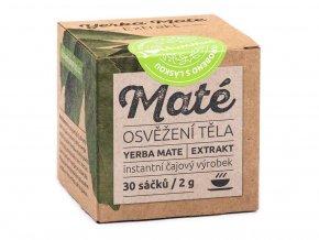 I Love Hummus Yerba Maté extrakt