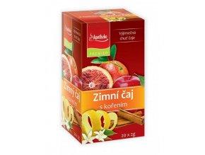 Apotheke Zimní čaj s kořením 20x2g