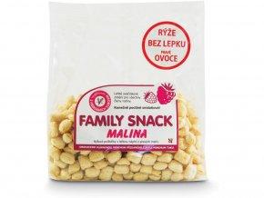 38622 family snack malina 200g