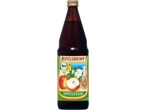 Beutelsbacher BIO Jablečný ocet nepasterizovaný čirý 750 ml