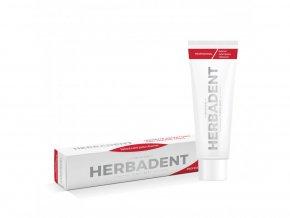 Herbadent Bylinná zubní pasta s fluorem Professional 100 g