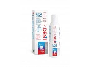 Glucadent Aktiv Ústní voda 200 ml
