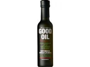 Good Hemp Konopný olej za studena lisovaný 500 ml DMT 28.02.2019