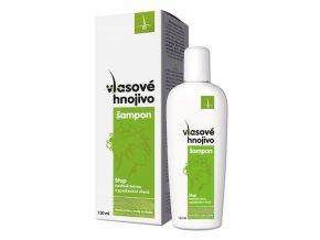 Maxivitalis Vlasové hnojivo šampon 150 ml