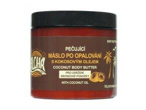 Máslo po opalování s kokosovým olejem 600 ml ALOHA