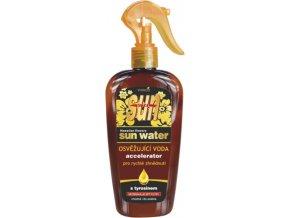 Vivaco Sun Vital Osvěžující voda s tyrosinem 300 ml